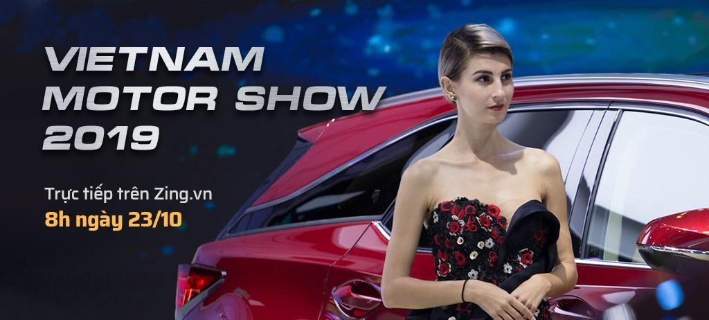 Vietnam Motor Show 2019 - tân binh VinFast đối đầu Ford, Toyota - Ảnh 13.