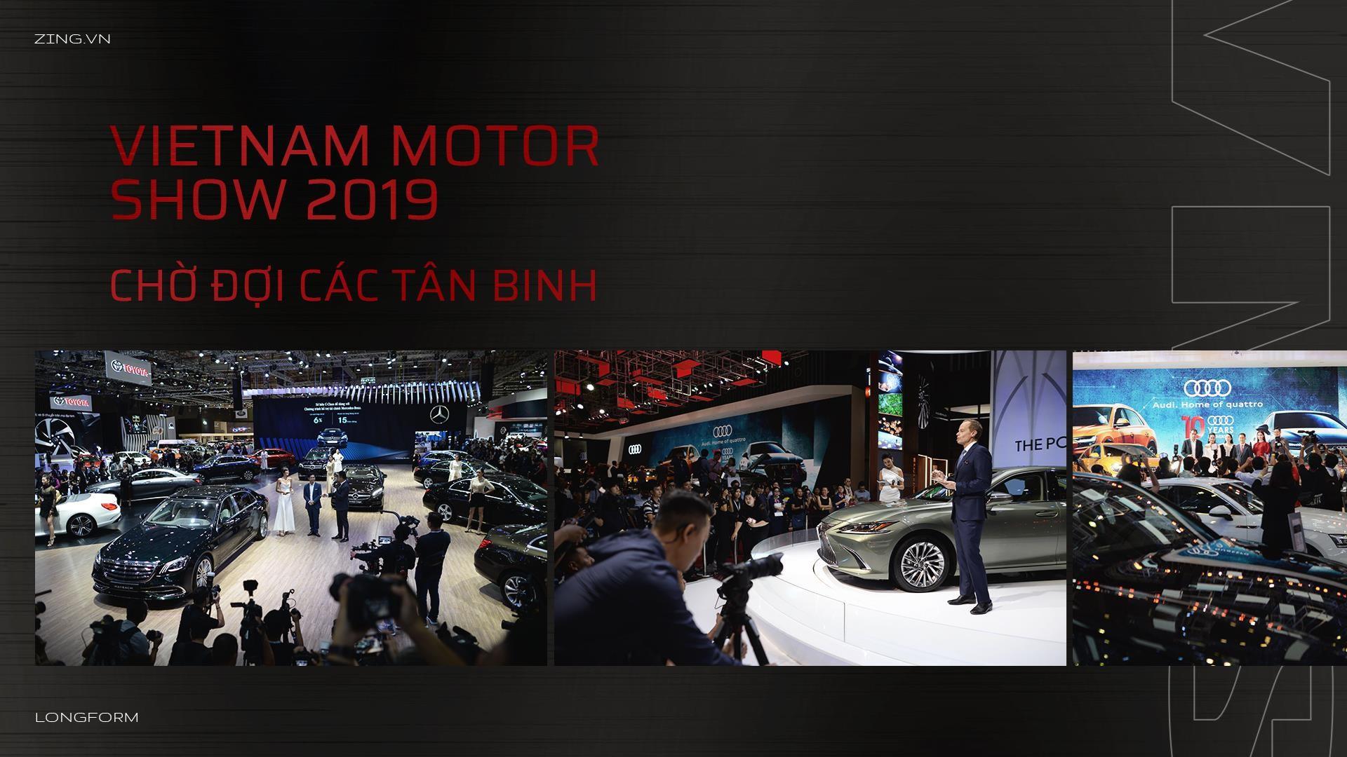 Vietnam Motor Show 2019 - tân binh VinFast đối đầu Ford, Toyota - Ảnh 2.