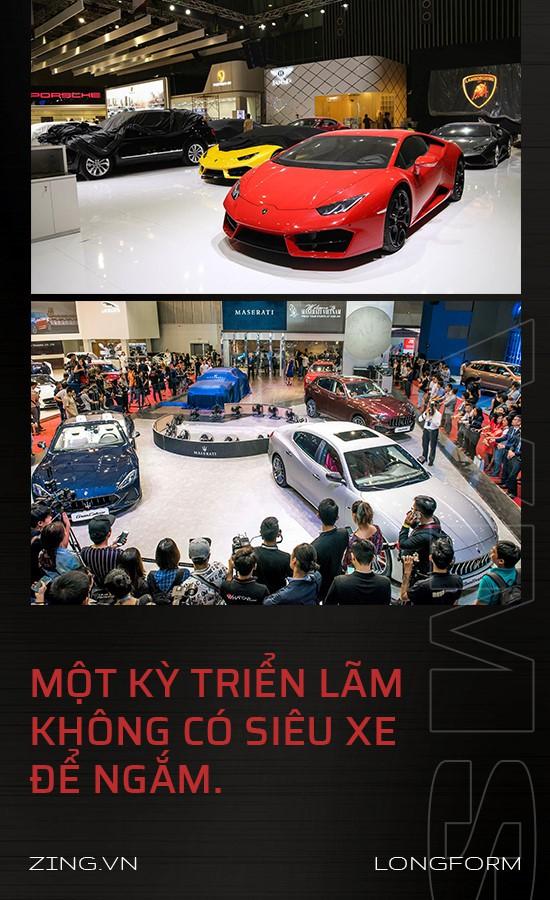 Vietnam Motor Show 2019 - tân binh VinFast đối đầu Ford, Toyota - Ảnh 4.