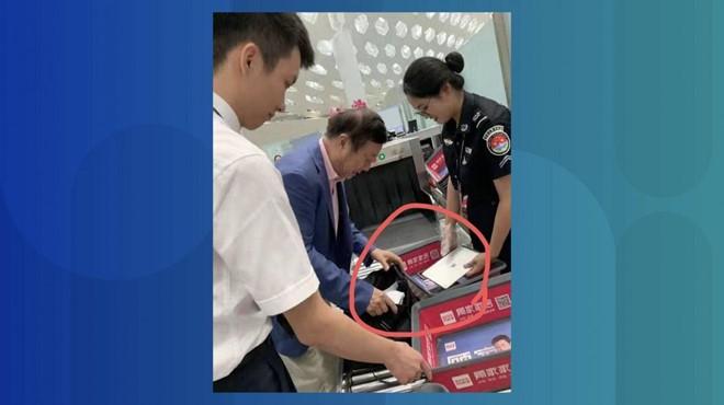 Dân mạng Trung Quốc tranh cãi dữ dội vì CEO Huawei dùng iPad - Ảnh 1.