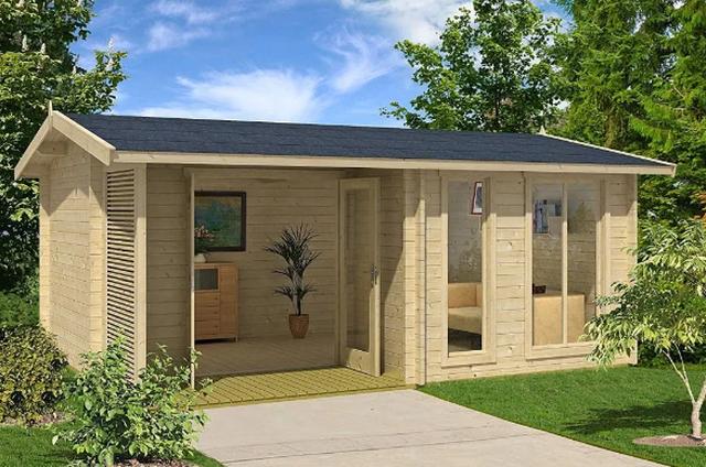 Những căn nhà tý hon được mua online và có thể lắp ráp trong chỉ một ngày - Ảnh 2.
