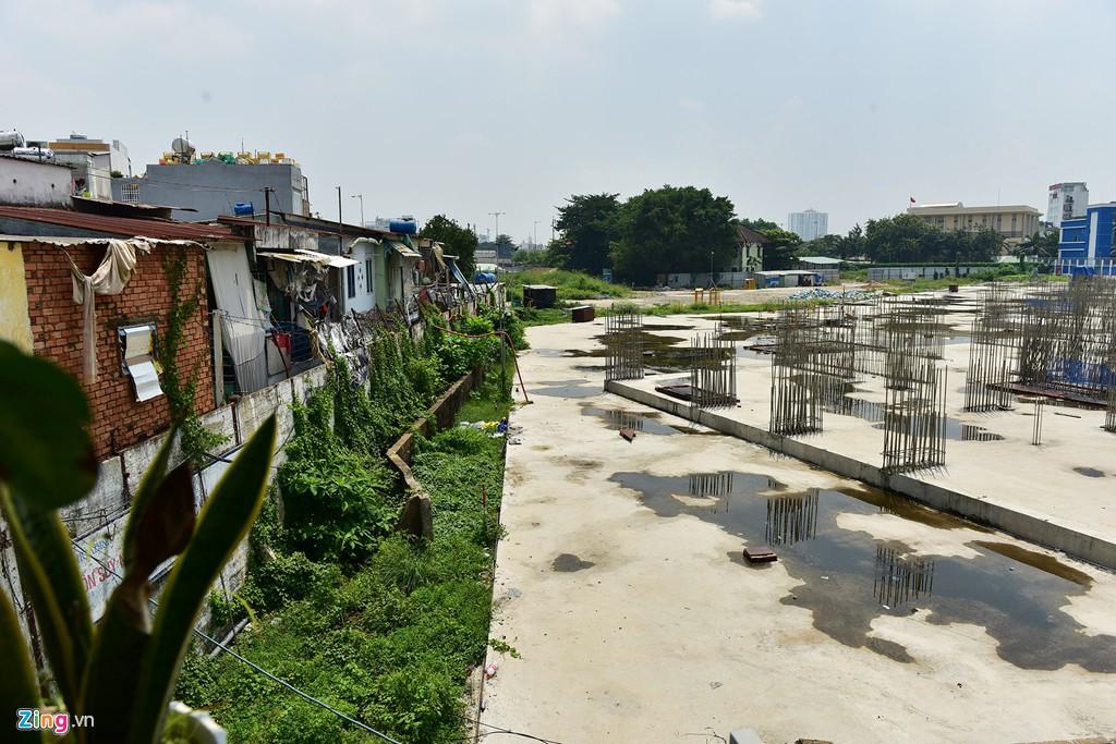 Dự án 5 sao giá 3.000 USD/m2 liên tục bị UBND TP HCM cưỡng chế - Ảnh 9.