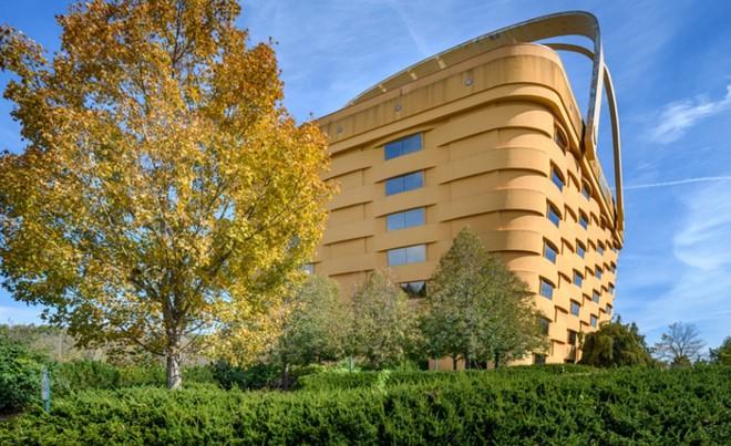 Tòa nhà hình giỏ xách tại Mỹ - Ảnh 2.