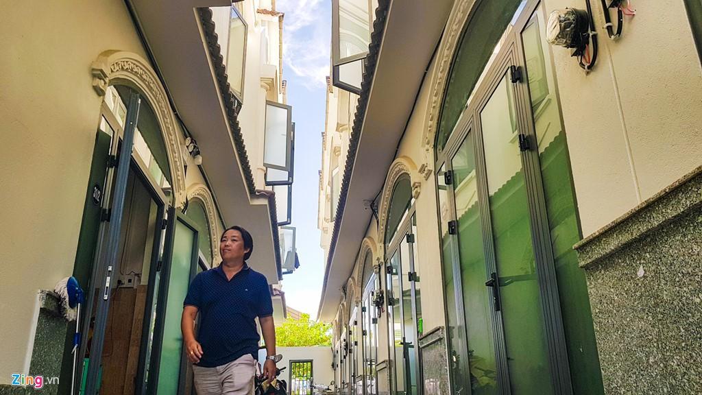 Tranh cãi 34 căn hộ hay phòng trọ xây dựng sai phép ở Đà Nẵng - Ảnh 3.