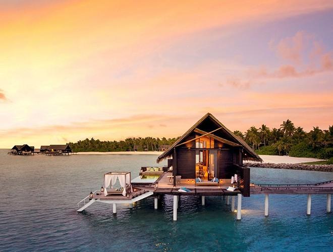 Ngỡ ngàng trước vẻ đẹp của những khách sạn 'sang chảnh' bậc nhất thế giới - Ảnh 10.