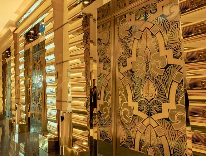 Ngỡ ngàng trước vẻ đẹp của những khách sạn 'sang chảnh' bậc nhất thế giới - Ảnh 2.