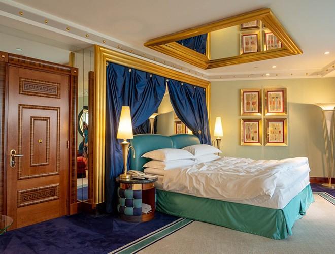 Ngỡ ngàng trước vẻ đẹp của những khách sạn 'sang chảnh' bậc nhất thế giới - Ảnh 3.