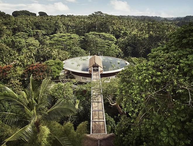 Ngỡ ngàng trước vẻ đẹp của những khách sạn 'sang chảnh' bậc nhất thế giới - Ảnh 16.