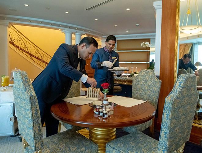 Ngỡ ngàng trước vẻ đẹp của những khách sạn 'sang chảnh' bậc nhất thế giới - Ảnh 4.