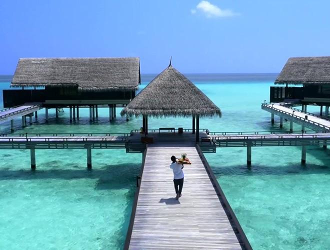Ngỡ ngàng trước vẻ đẹp của những khách sạn 'sang chảnh' bậc nhất thế giới - Ảnh 9.