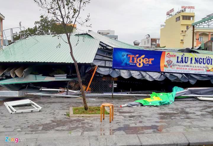 Xác xơ sau bão, Bình Định ban bố tình trạng khẩn cấp - Ảnh 12.