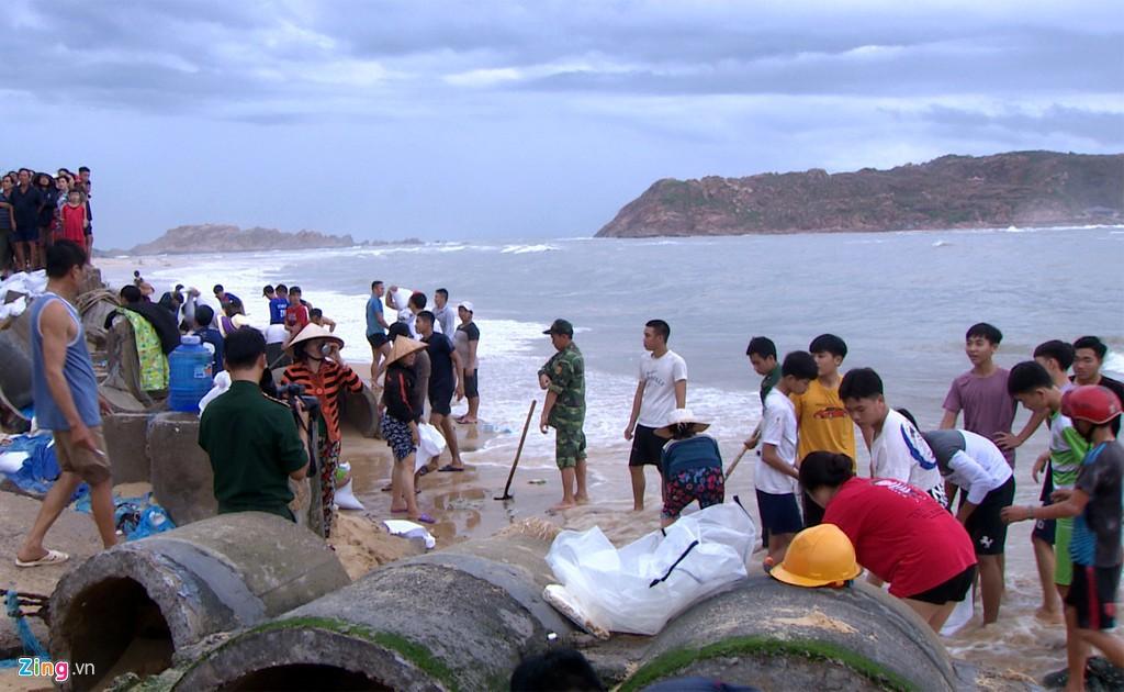 Xác xơ sau bão, Bình Định ban bố tình trạng khẩn cấp - Ảnh 3.