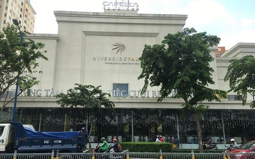 Nhà hàng Riverside Palace do Capella Holdings làm chủ đầu tư bị xử phạt vì xây dựng công trình không phép