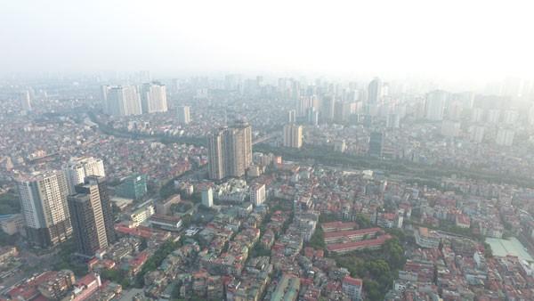 Giảm thiểu ô nhiễm không khí: Không thể chờ ông trời - Ảnh 1.