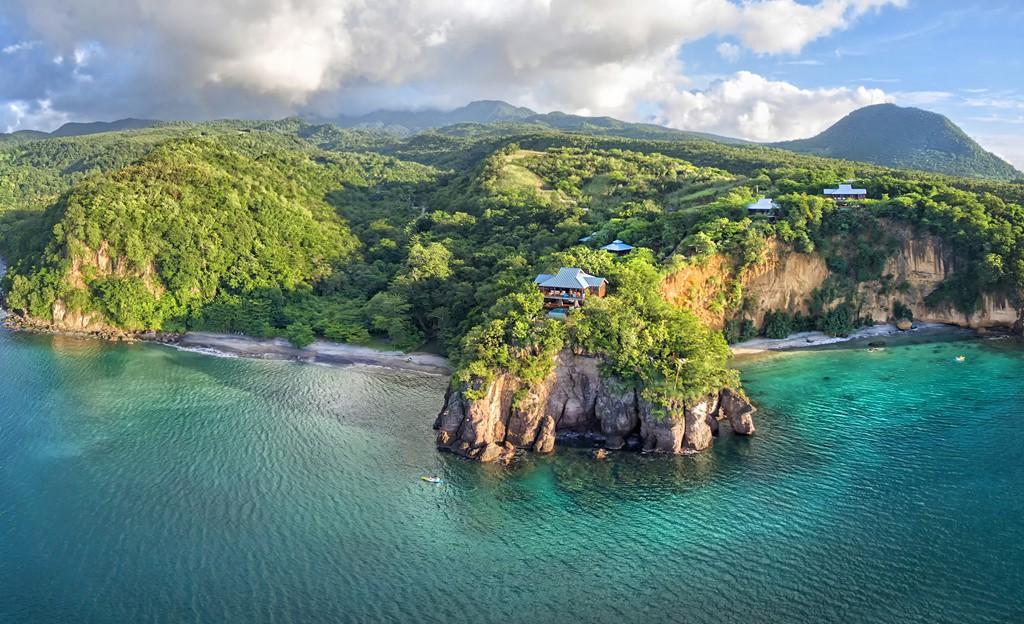 5 khu nghỉ dưỡng xây cheo leo trên vách núi nổi tiếng thế giới - Ảnh 7.