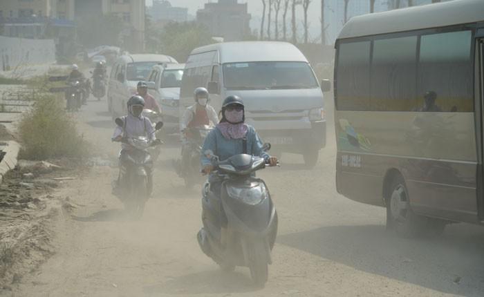 Giảm thiểu ô nhiễm không khí: Không thể chờ ông trời - Ảnh 2.