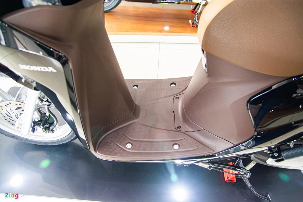Honda Vision phiên bản mới về đại lí, chênh giá hơn 2 triệu - Ảnh 5.