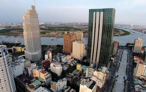 TP HCM: Sắp đón 115.000 m2 gia nhập thị trường văn phòng - Ảnh 1.