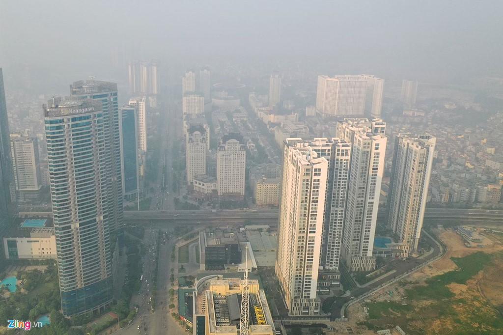 AirVisual phản bác thông tin cố tình thổi phồng chỉ số ô nhiễm - Ảnh 1.