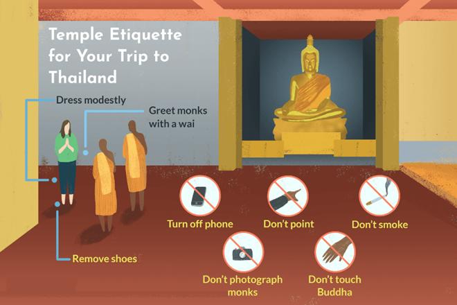Những điều không nên làm khi đi du lịch Thái Lan - Ảnh 3.