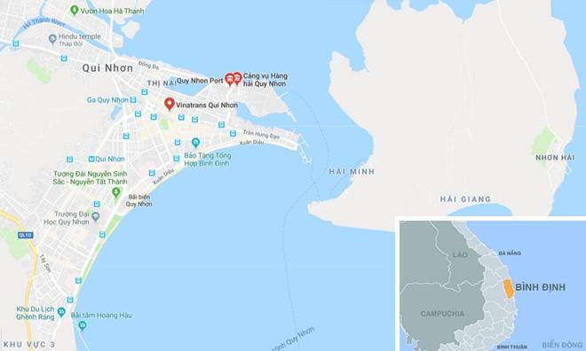 Từ chối nhận chìm 300.000 m3 bùn thải nạo vét xuống biển Quy Nhơn - Ảnh 2.
