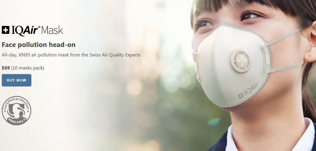 AirVisual là ai? Kết quả đo ô nhiễm không khí liệu có chính xác? - Ảnh 2.