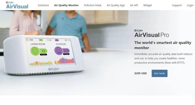 AirVisual là ai? Kết quả đo ô nhiễm không khí liệu có chính xác? - Ảnh 3.