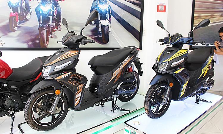 Benelli VZ125i - xe ga mới giá dưới 30 triệu tại Việt Nam - Ảnh 1.