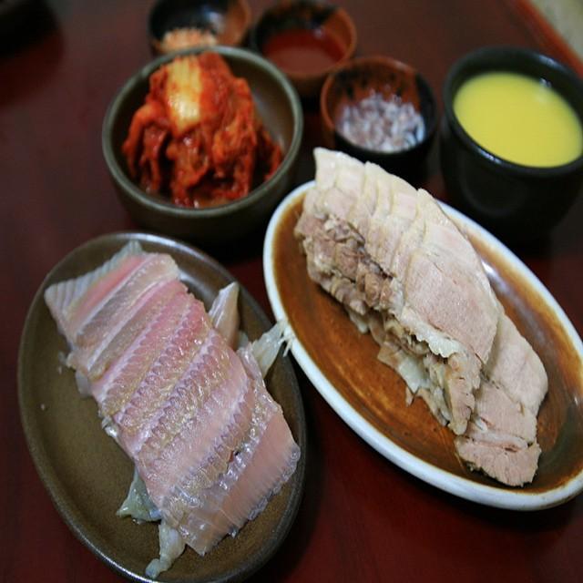 """6 món ăn đặc sản """"khó nuốt"""" nhất của người Hàn Quốc - Ảnh 7."""
