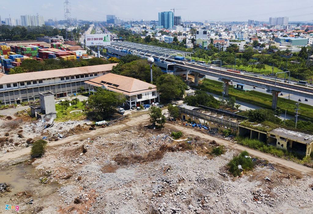 Gần 3 năm tháo dỡ nhà máy gây ô nhiễm nặng ở TP HCM - Ảnh 13.