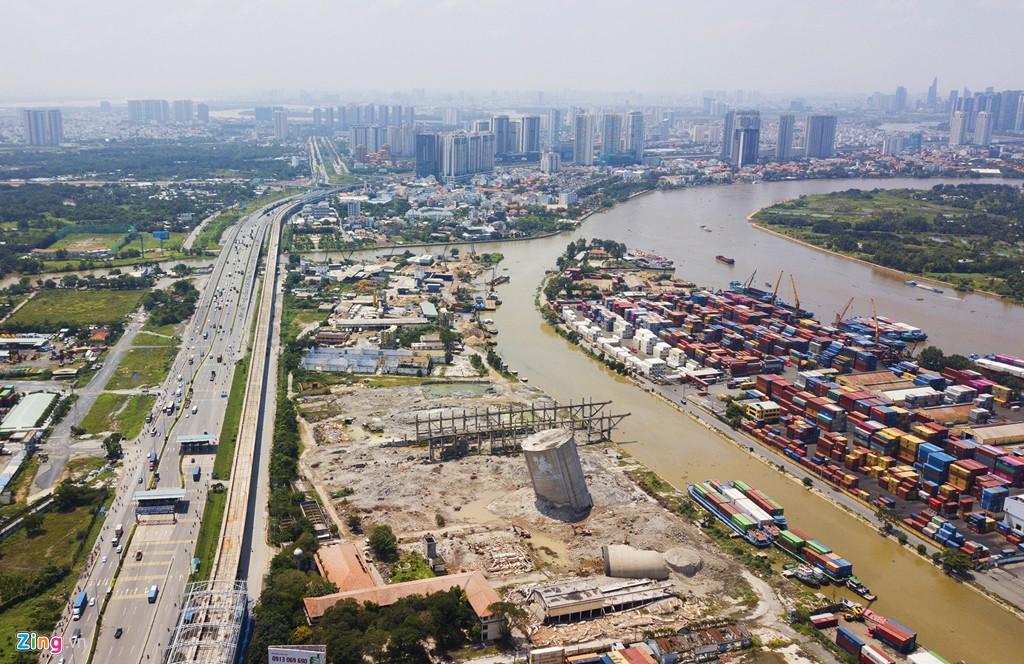Gần 3 năm tháo dỡ nhà máy gây ô nhiễm nặng ở TP HCM - Ảnh 14.