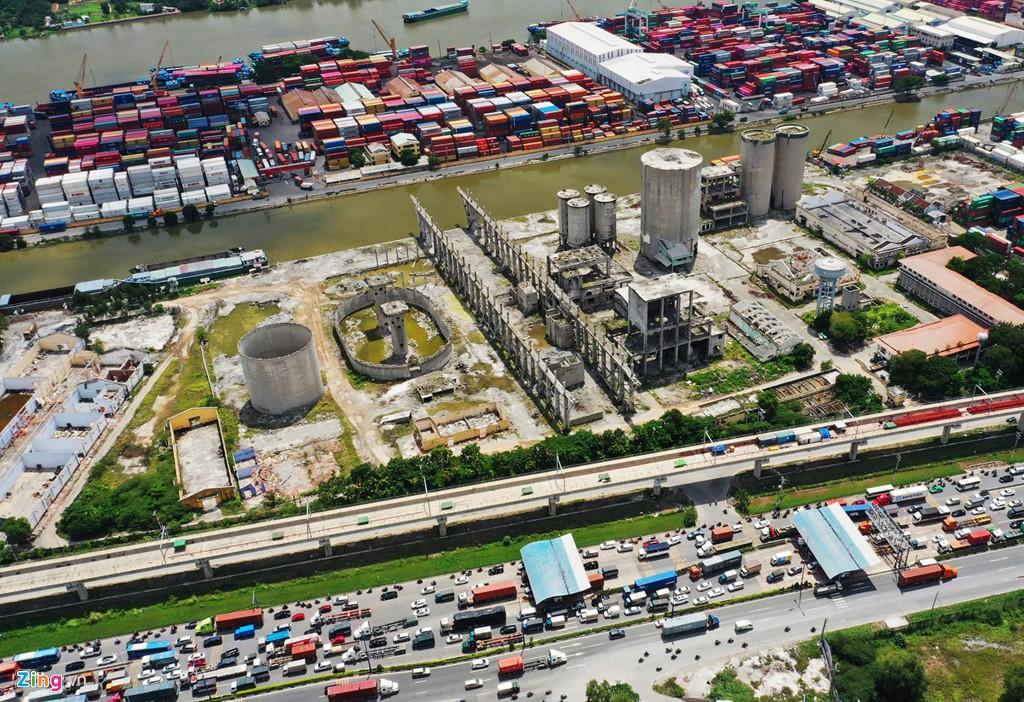 Gần 3 năm tháo dỡ nhà máy gây ô nhiễm nặng ở TP HCM - Ảnh 3.