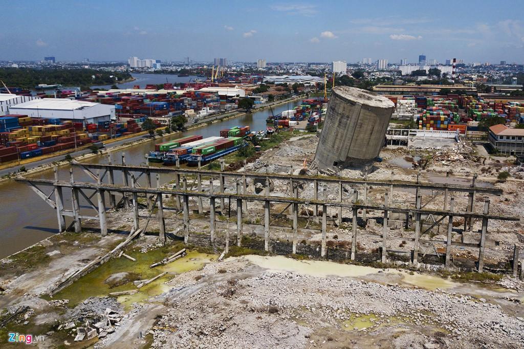 Gần 3 năm tháo dỡ nhà máy gây ô nhiễm nặng ở TP HCM - Ảnh 5.