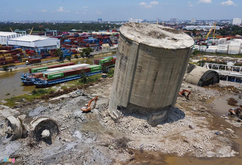 Gần 3 năm tháo dỡ nhà máy gây ô nhiễm nặng ở TP HCM - Ảnh 6.
