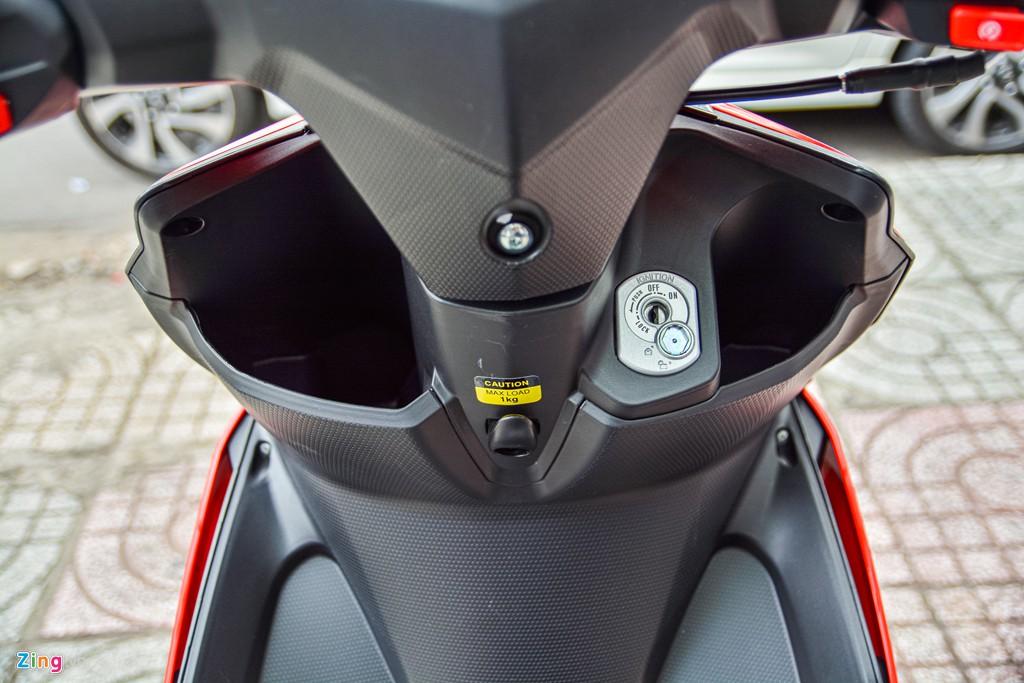 Xe tay ga Benelli VZ125i giá từ 29,8 triệu có gì hấp dẫn? - Ảnh 6.