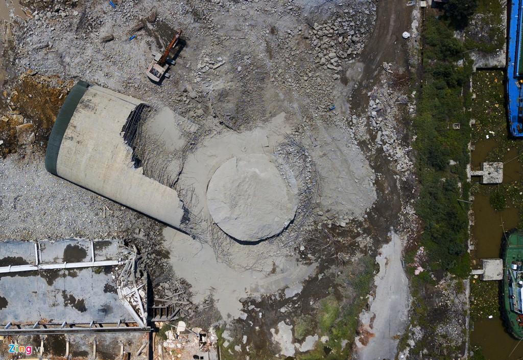 Gần 3 năm tháo dỡ nhà máy gây ô nhiễm nặng ở TP HCM - Ảnh 9.