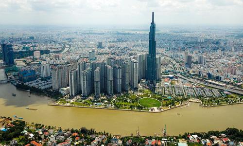 Giá rao bán nhà TP HCM tăng nhanh hơn Hà Nội - Ảnh 1.