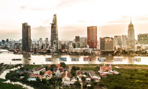 Giá đất TP HCM tăng gấp ba sau mỗi thập niên - Ảnh 1.