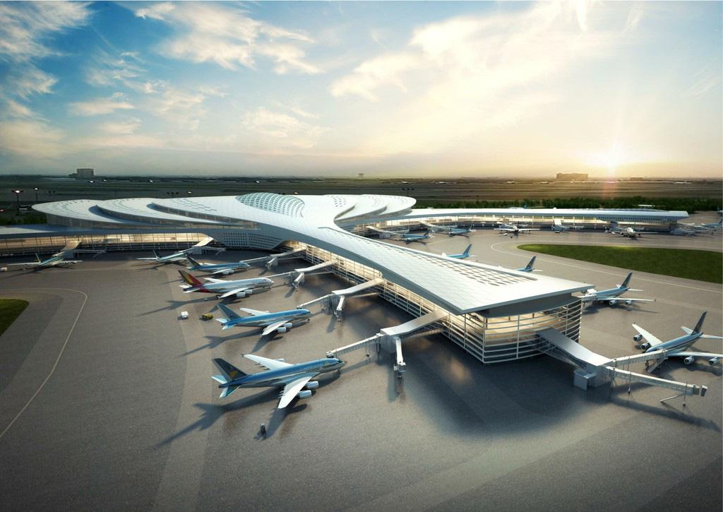 Cùng công suất, vì sao sân bay Long Thành đắt hơn Đại Hưng, Istanbul? - Ảnh 1.