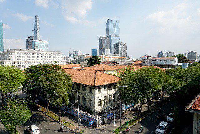 TP HCM khó bảo tồn di sản kiến trúc vì áp lực... thị trường - Ảnh 1.
