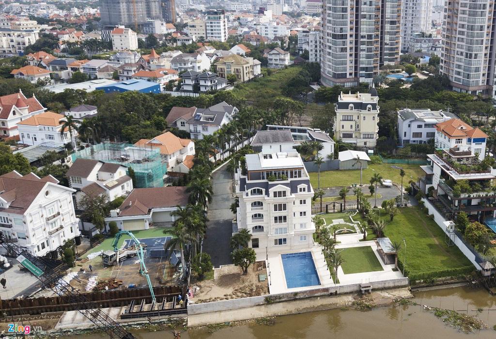 Không cho phép biệt thự biến bờ sông Sài Gòn thành của riêng - Ảnh 1.