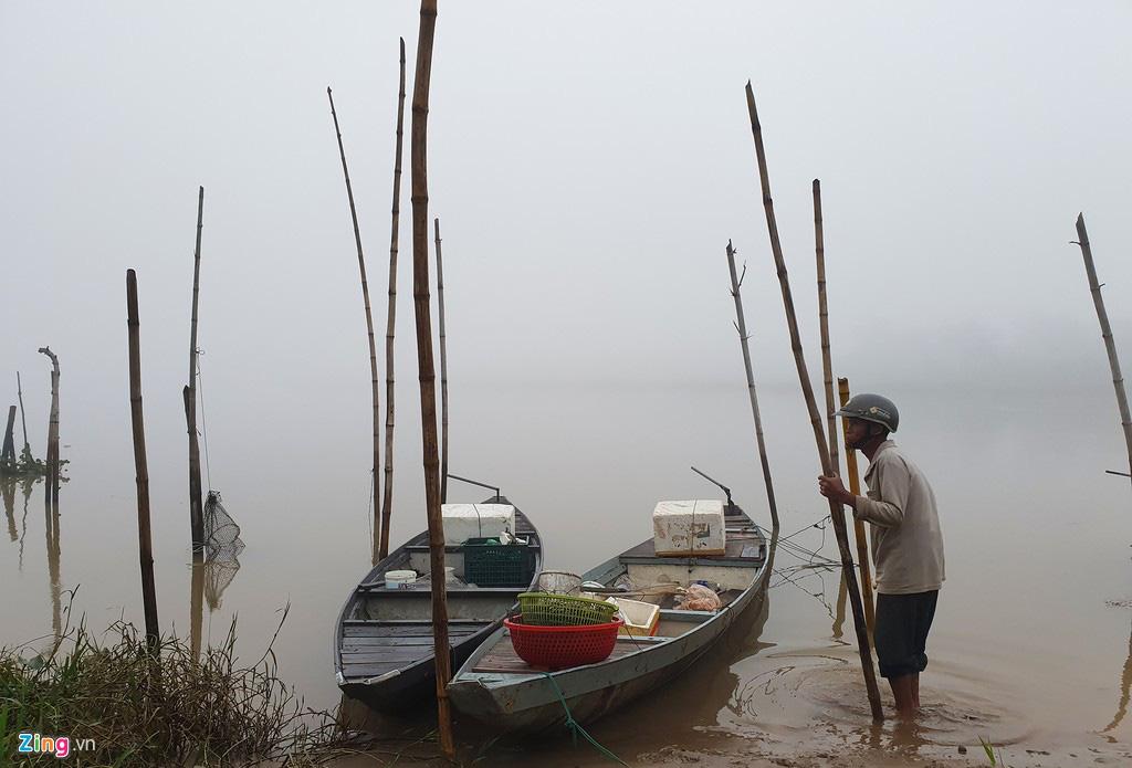 Đà Nẵng ẩn hiện trong sương mù - Ảnh 12.