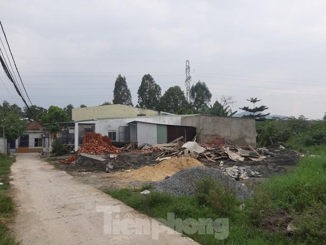 'Chiêu thức' mới xây nhà trái phép trên vùng dự án ga đường sắt Đà Nẵng - Ảnh 3.