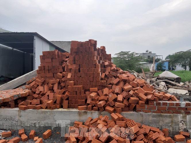 'Chiêu thức' mới xây nhà trái phép trên vùng dự án ga đường sắt Đà Nẵng - Ảnh 5.