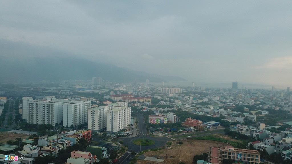 Đà Nẵng ẩn hiện trong sương mù - Ảnh 7.