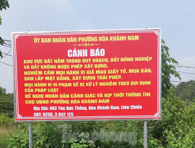 'Chiêu thức' mới xây nhà trái phép trên vùng dự án ga đường sắt Đà Nẵng - Ảnh 7.
