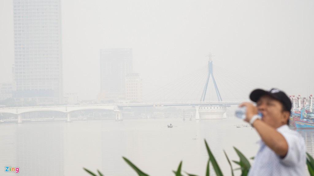 Đà Nẵng ẩn hiện trong sương mù - Ảnh 8.