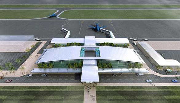 Nâng công suất sân bay Sa Pa lên 3 triệu khách/năm - Ảnh 1.