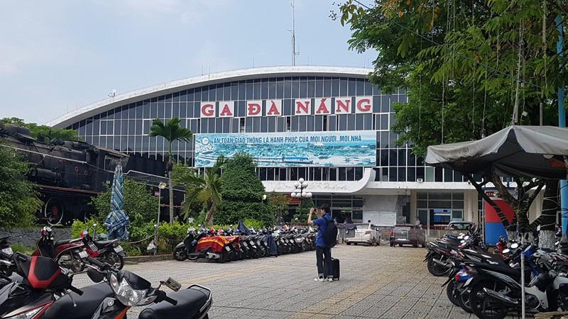 Đà Nẵng muốn đổi đất lấy dự án ga đường sắt hơn 12.600 tỉ - Ảnh 1.