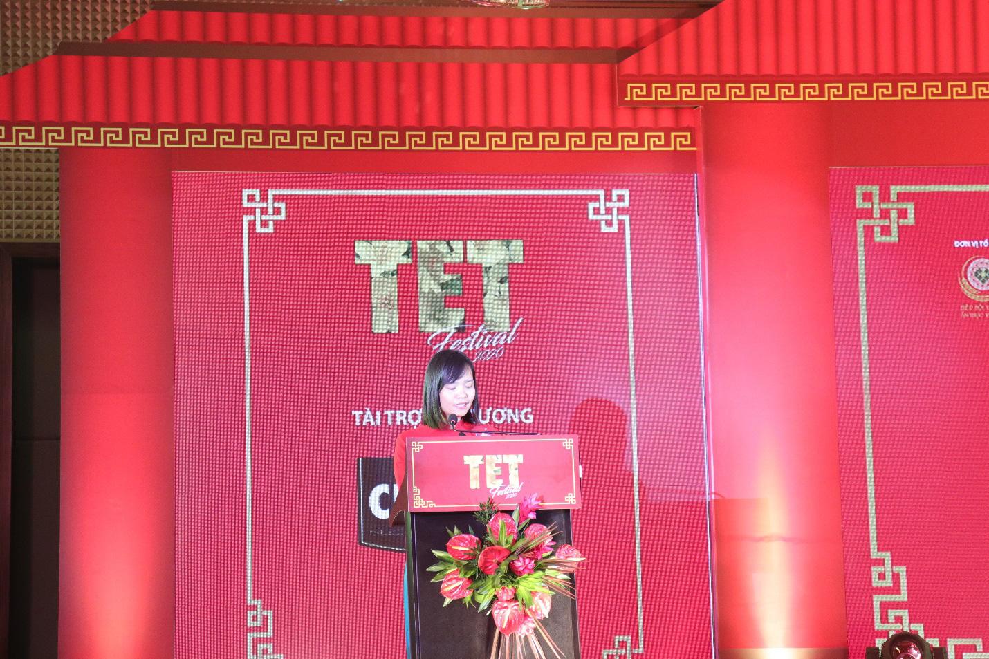 Chin-Su đồng hành cùng Lễ hội Tết Việt – Tết Festival 2020 - Ảnh 3.